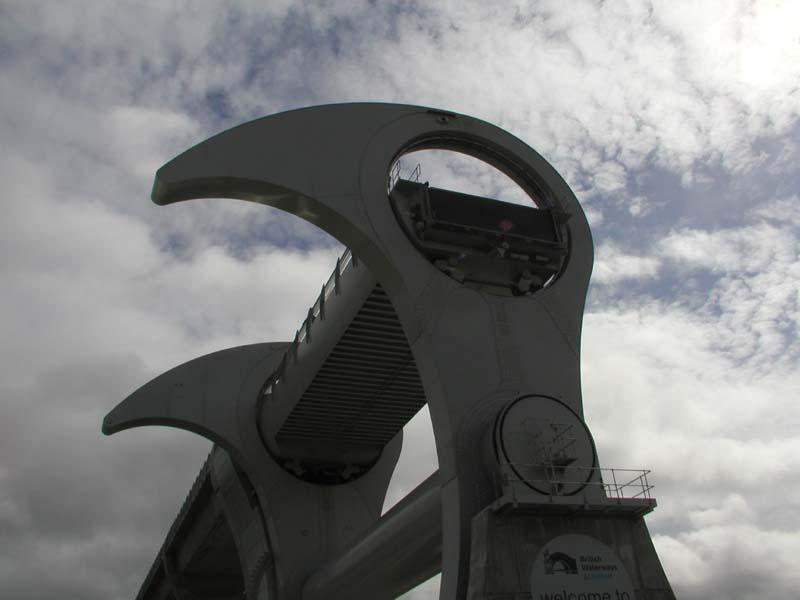 Falkirk Wheel 4