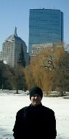 Martin in Boston