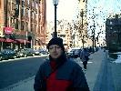 Scott in Boston