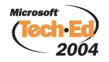 Microsoft TechEd Europe 2004