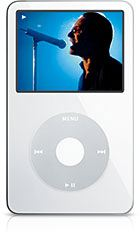 new iPod with video